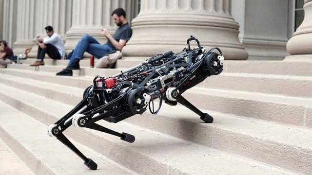 जानवरों, कीट-पतंगों जैसे रेस्क्यू रोबोट