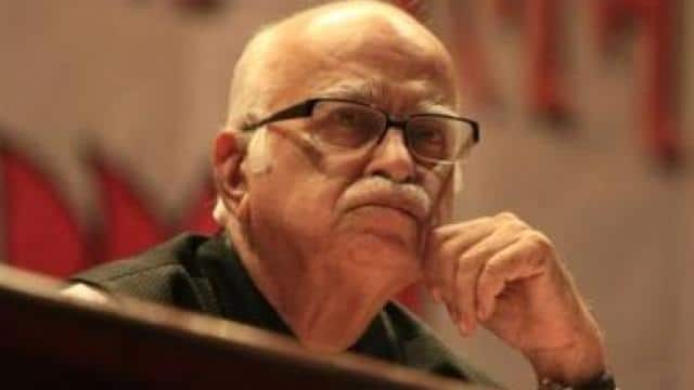 lal krishna advani will file a statement through video conferencing on 30 june