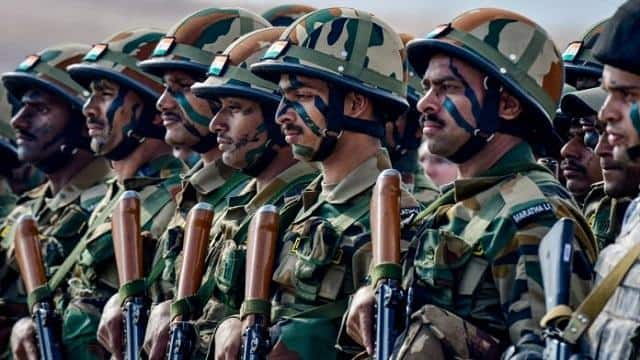 indian army  file pic