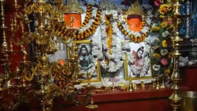 हनुमान मंदिर: आगे बढ़ाइए हाथ, ऑटो सेंसर से मिलेगा चरणामृत