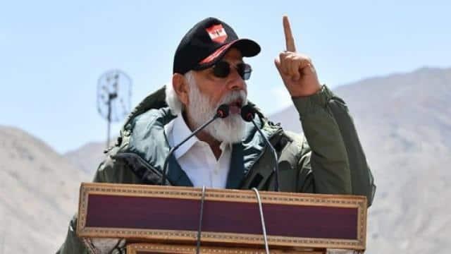 लेह में बोले PM मोदी- हम बांसुरीधारी और सुदर्शनधारी कृष्ण की पूजा करने वाले लोग; पढ़ें 10 खास बातें