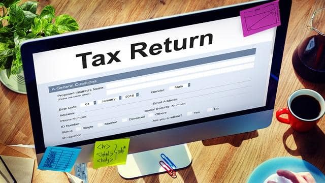 tax return  file pic