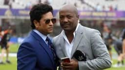 sachin tendukar and brian lara  instagram