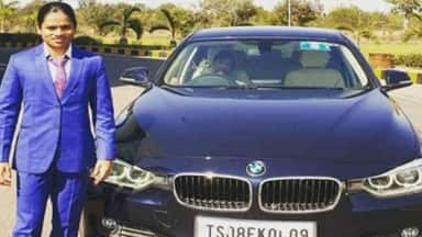 sprinter Dutee Chand wants to sell her BMW to meet training ...