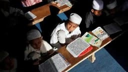 madarsa board online education in up