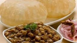 amritsari chole bhature recipe