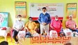 बलरामपुर:पचपेड़वा में हुनरमंद कामगारों को मिला प्रशिक्षण