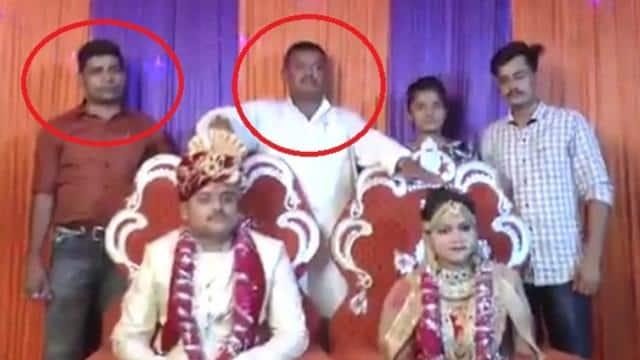विकास दुबे का नया वीडियो वायरल : अमर दुबे की शादी में दारोगा से बोला, डरो नहीं पास आओ - Hindustan