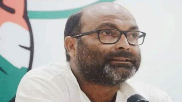 congress state president ajay lallu said loot and murder new identity of the state