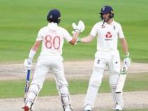 ENGvWI: खेल खत्म होने के बाद इंग्लैंड 258-4, बर्न्स-पोप-बटलर की फिफ्टी