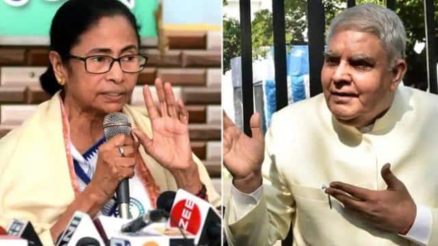 पश्चिम बंगाल के राज्यपाल जगदीप धनखड़ का ममता बनर्जी सरकार पर बड़ा आरोप, सर्विलांस पर राजभवन