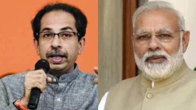 maharashtra cm uddhav thackeray and pm modi  file pic