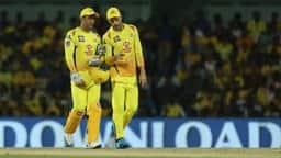 ms dhoni and faf du plessis
