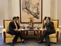 भारतीय राजदूत ने LAC को लेकर चीन के वरिष्ठ अधिकारी से की मुलाकात