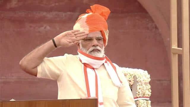 74th independence day celebration pm narendra modi 15 august speech live updates