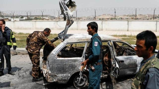 Blast wounds 5 including military personnel in N Afghanistan ...