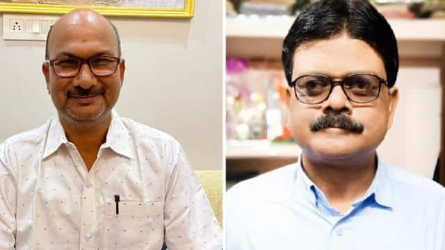 bihars 2 teachers akhileshwar pathak from saran and sant kumar sahni from begusarai selected for nat