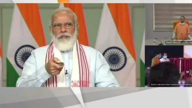 प्रधानमंत्री मोदी ने किया रानी लक्ष्मीबाई केन्द्रीय कृषि विश्वविद्यालय लोकार्पण