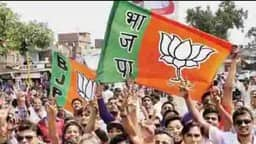 bjp election campaign  file pic