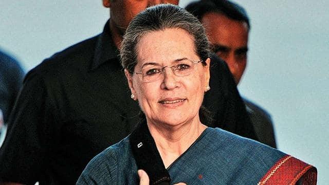 Congress President Sonia Gandhi (File Pic)