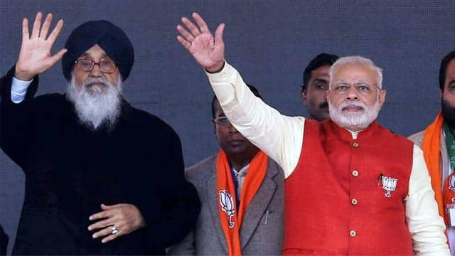 akali dal was part of nda since 1998 bjp challenges increased due to separation