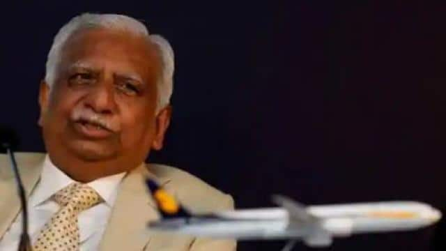naresh goyal was questioned by the agency till late evening and then he was taken to his house for s