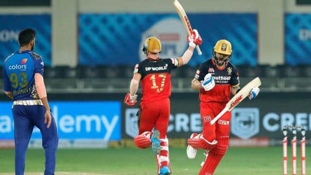 RCB vs MI: विराट कोहली की आरसीबी ने रोहित की मुंबई इंडियंस को सुपर ओवर में हराया