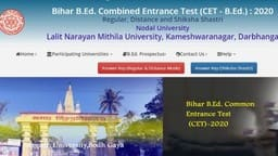 bihar bed cet result 2020 to be released tomorrow