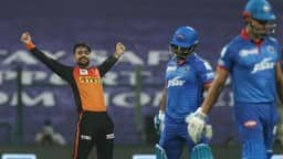 rashid khan took 3 wickets against dc  bcci