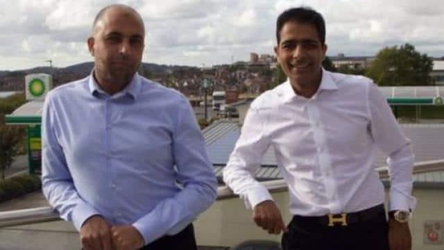 mohsin and zubeir