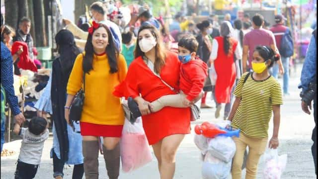 मसूरी:कोरोना के बढ़ते केसों के बीच वीकेंड पर पर्यटकों के जाने पर रोक,यहहै नई गाइडलाइन