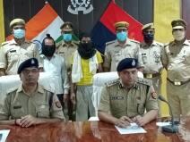 कुशीनगर: उड़ीसा से तस्करी कर लाया गया 50 किलोग्राम गांजा पकड़ा गया