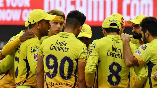 IPL 2020 CSK vs RCB Virat Kohli Chennai Super Kings Royal Challengers  Bangalore Indian Premier League Bengaluru Mahendra Singh Dhoni - IPL 2020  CSKvRCB: आरसीबी के खिलाफ हार के बाद सीएसके कप्तान