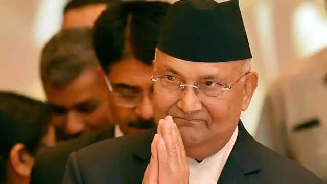 nepal prime minister khadga prasad oli had taken the first step to break the ice with new delhi in a