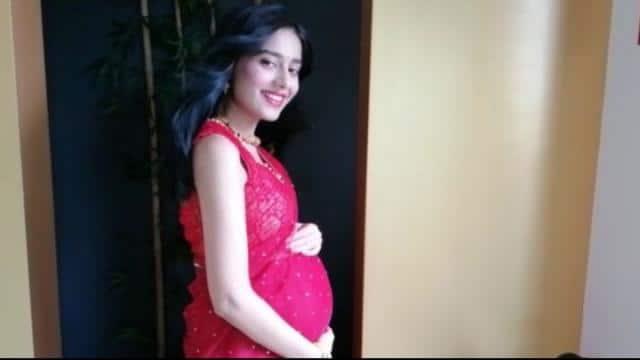 अमृता राव ने प्रेग्नेंसी के 9वें महीने में शेयर किया अपना वीडियो, बेबी बंप फ्लॉन्ट करती आईं नजर