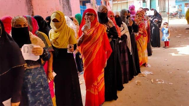 polling for first phase of bihar assembly elections 2020 ends