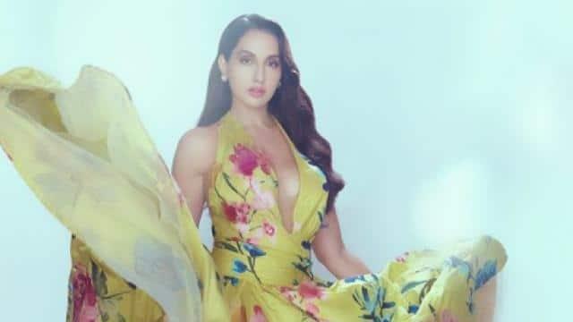 नोरा फतेही ने  'दिलबर' गाने पर किया धमाकेदार डांस, वायरल हो रहा वीडियो
