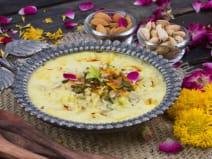 Karwa Chauth Vrat : करवा चौथ व्रत पूरा होने के बाद खीर का सेवन शुभ