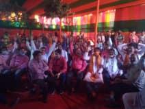 भागलपुर: सुल्तानगंज और पीरपैंती में NDA आगे कहलगांव में महागठबंधन