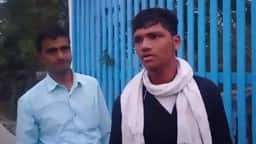 main accused in gilr burning case of hajipur surrendered before police