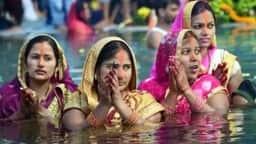 chhath puja time  file photo