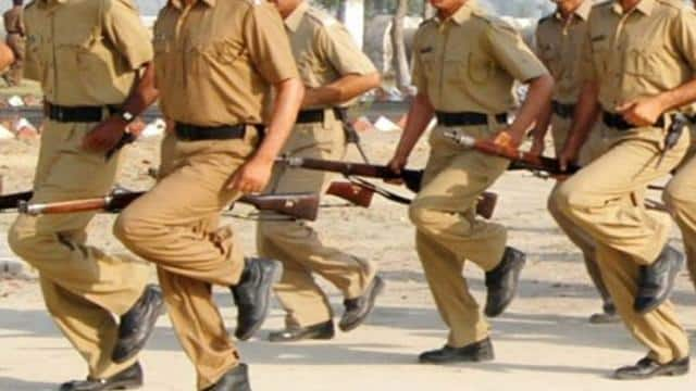 police recruitment board exam candidates missed the physical efficiency test on 5 december