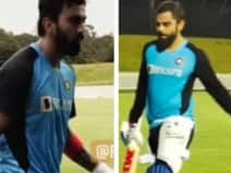 Practice Match: विराट की सीके नायडू XI ने राहुल की टीम को हराया