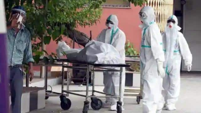 corona virus  corona infected patient killed  patient  39 s body left in hospital  bihar corona upda