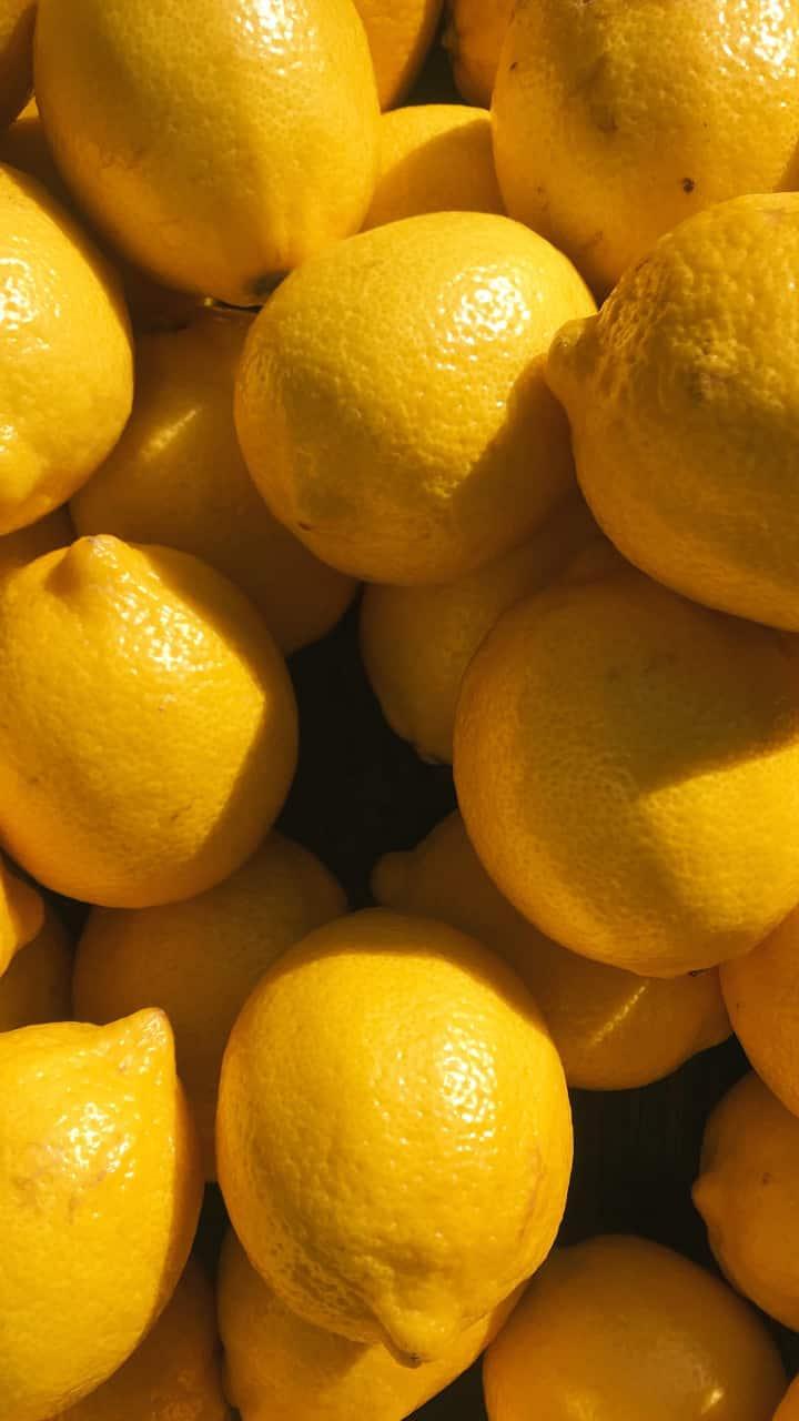 amazing benefits of lemon