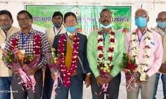 आदिवासी हो समाज महासभा के अर्जुन अध्यक्ष व यदुनाथ बने महासचिव