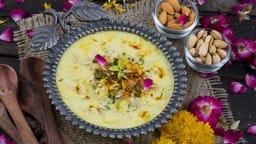 kaju makhane ki kheer