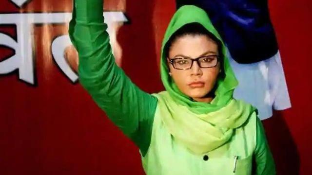 राखी सावंत ने राजनीति में एंट्री को बताया गलती, कहा- मुझे बर्बाद होना था, इसलिए पॉलिटिक्स में गई