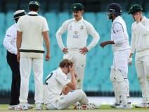 ऑस्ट्रेलिया के एक और बल्लेबाज के सिर पर लगी चोट, अभ्यास मैच से बाहर
