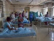 सिरसा में कोरोना मरीजों के लिए गांवों के स्कूल आइसोलेशन सेंटर में बदले